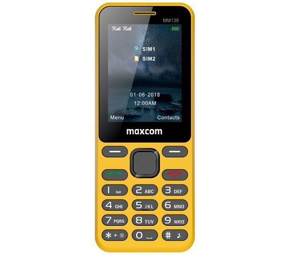 Maxcom Classic MM139