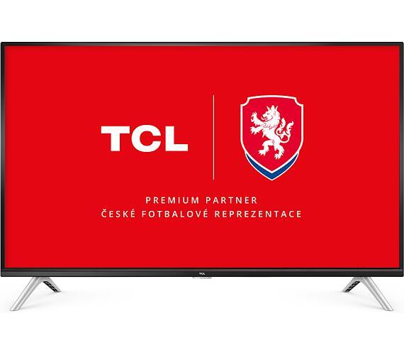 TCL 40DD420 + DVB-T2 OVĚŘENO + DOPRAVA ZDARMA