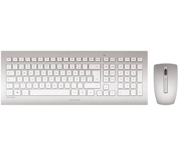 CHERRY set klávesnice a myši DW 8000 EU layout (JD-0310EU)