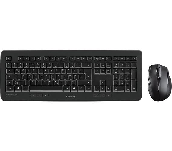 CHERRY set klávesnice a myši DW 5100 EU layout (JD-0520EU-2)