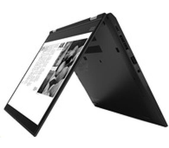 """Lenovo NTB ThinkPad X13 Yoga 1gen - i5-10210U@1.6GHz,13.3"""" FHD IPS touch,8GB,256SSD,HDMI,ThB,camIR,backl,W10P,3r onsite (20SX001FCK)"""