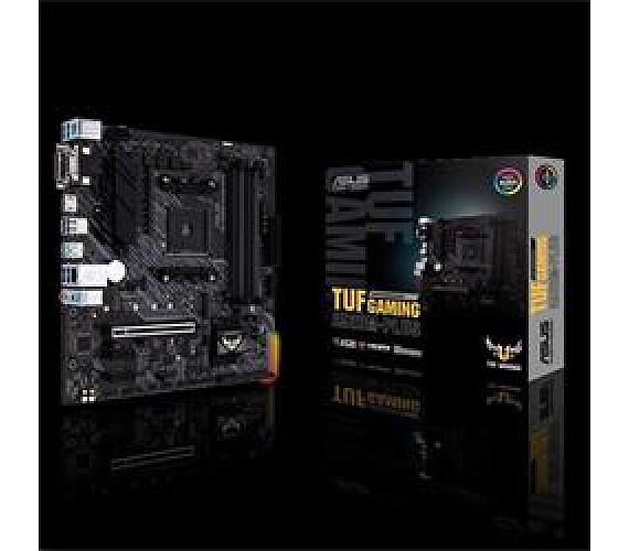 Asus TUF GAMING A520M-PLUS soc.AM4 A520 DDR4 mATX M.2 D-Sub DVI HDMI (90MB14Y0-M0EAY0)