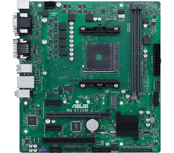 Asus PRO A520M-C/CSM (90MB1550-M0EAYC)