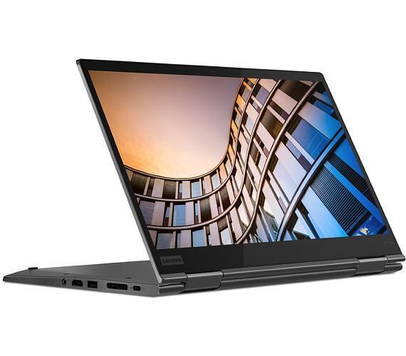 """Lenovo X1 Yoga Gen 4/ i5-8265U/ 8GB/ 256GB SSD/ 14""""/ IPS/ HDMI/ W10P/ Šedý/ 3 roky záruka (20QF00ACMC)"""