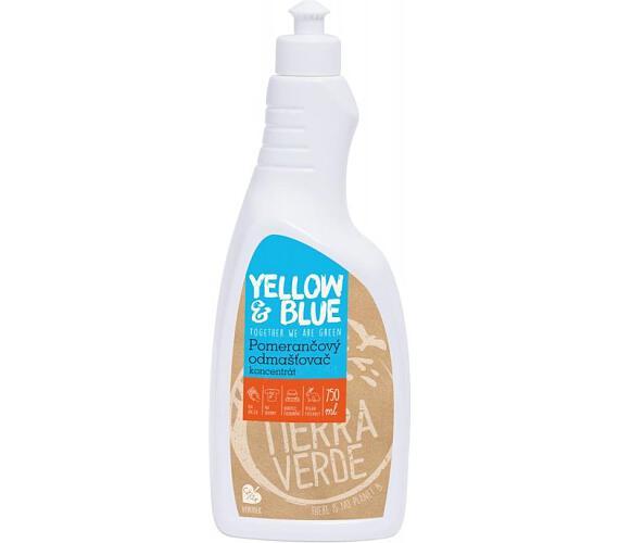 Yellow&Blue Pomerančový odmašťovač - koncentrát (750 ml)