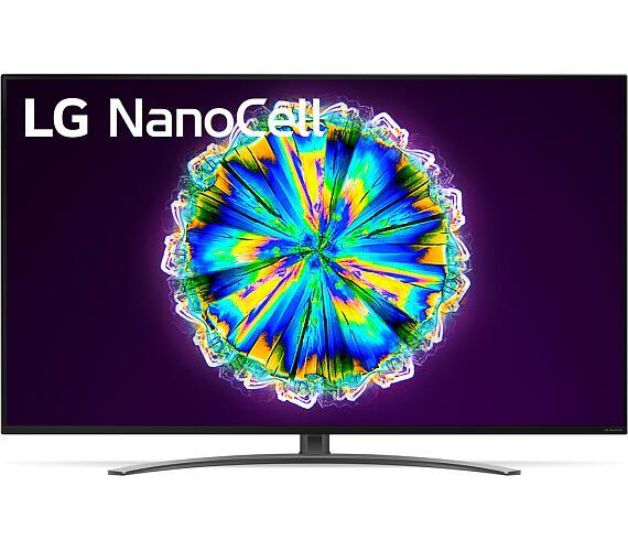 LG 49NANO86 NanoCell + DVB-T2 OVĚŘENO + DOPRAVA ZDARMA