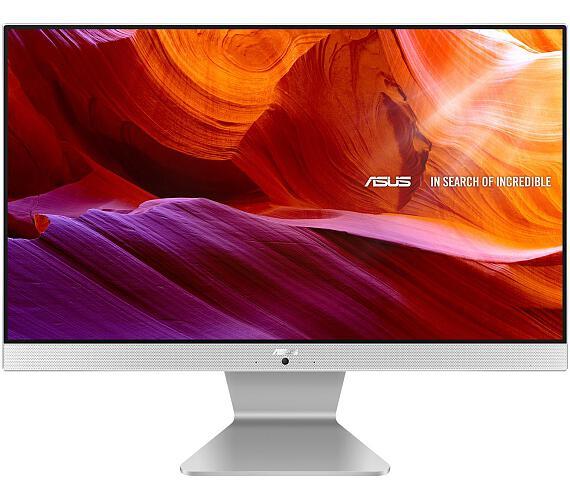"""Asus Vivo AiO V222GAK - 21,5"""" FHD/J5005/4GB/256GB SSD/W10 (White) (V222GAK-WA158T)"""