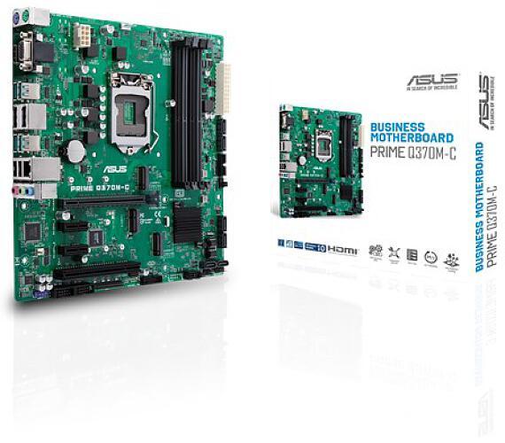 Asus PRIME Q370M-C/CSM (90MB0W70-M0EAYC)