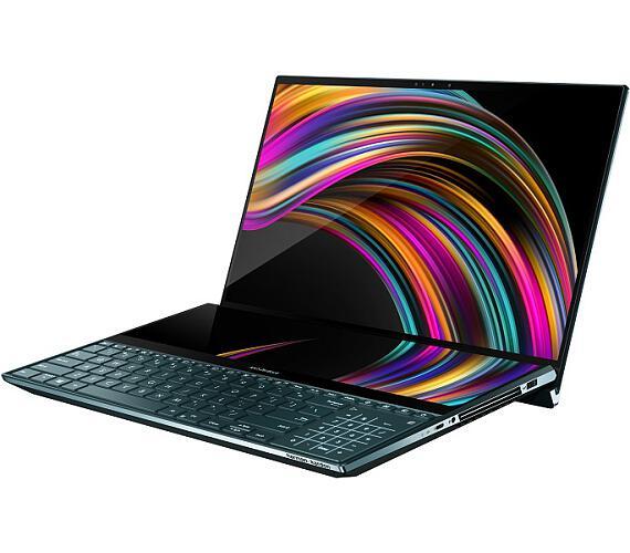 "Asus Zenbook Pro Duo UX581LV-H2001R i7-10750H/16GB/1TB SSD/RTX 2060/15,6"" 4K"