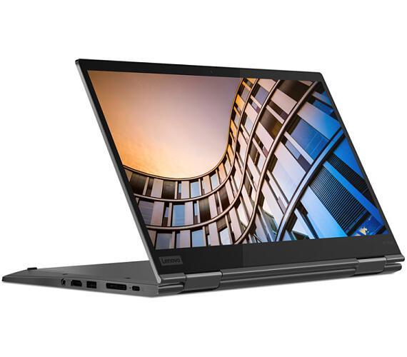 "Lenovo ThinkPad X1 YOGA 5th Gen i7-10510U/16GB/1TB SSD/UHD Graphics/14"" UHD IPS 500n Touch/4G/Win10PRO/šedý/3y OnS (20UB0030CK)"