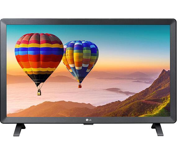 LG 24TN520S + DVB-T2 OVĚŘENO