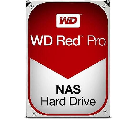"WD RED Pro (NAS) - 3,5"" / 8TB / 7200rpm / SATA-III / 128 cache / WD8003FFBX"