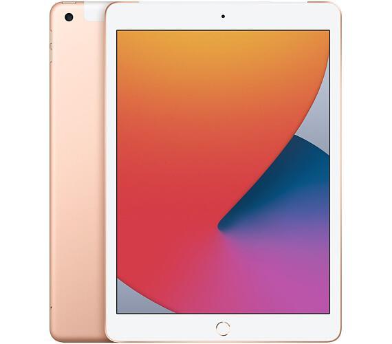 Apple iPad Wi-Fi+Cell 32GB - Gold (MYMK2FD/A)