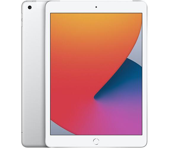 iPad Wi-Fi + Cell 32GB - Silver / SK (MYMJ2FD/A) + DOPRAVA ZDARMA