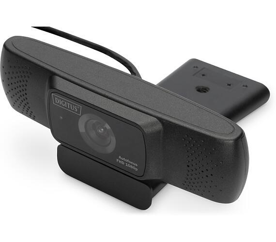 Digitus Webová kamera Full HD 1080p s automatickým zaostřováním