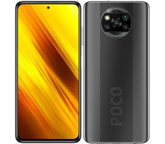 Xiaomi POCO X3 NFC (6GB/64GB) + DOPRAVA ZDARMA