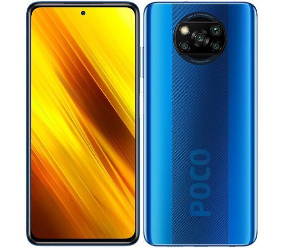 Mobilní telefonXiaomi POCO X3 NFC (6GB/128GB) + DOPRAVA ZDARMA