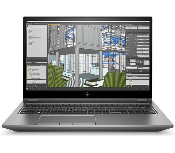 """HP ZBook Fury 15 G7 15,6"""" Touch UHD 600nts i7-10850H/ 16GB/ 512GB PCIe/ NVIDIA® Quadro® T1000-4GB/ W10P (2C9U1EA#BCM)"""