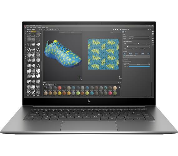 "HP ZBook Studio G7 15,6"" FHD 1000nts i7-10850H/ 16GB/ 512GB PCIe NVMe/ NVIDIA® Quadro® T1000-4GB/ W10P (1J3S5EA#BCM)"