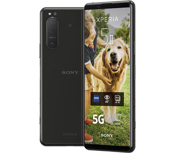 Sony XQ-AS52 Xperia 5 II DualSim gsm tel. Black