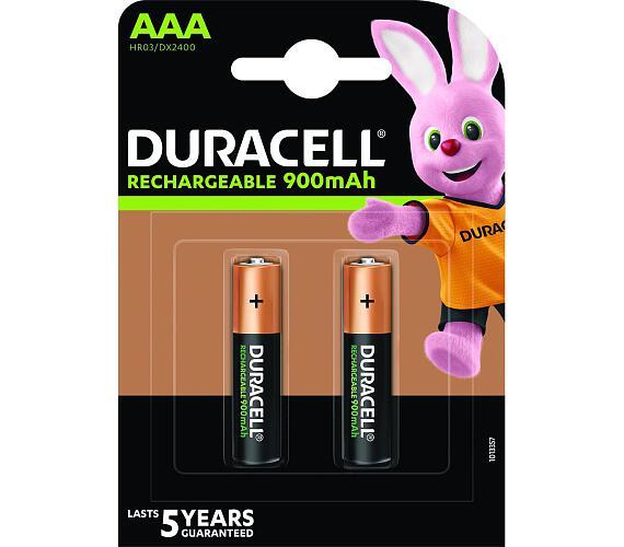 DURACELL Rechargeable AAA 900mAh 2ks