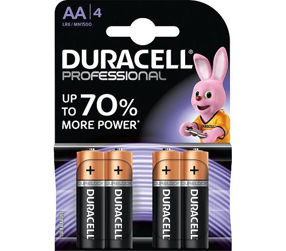 DURACELL Professional AA 1500 4ks