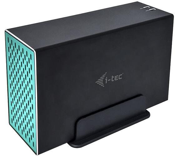"I-TEC MySafe USB 3.0 / USB-C External case for 2x 3,5"" SATA HDD"