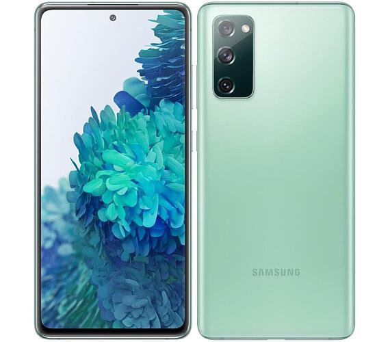 Samsung Galaxy S20 FE green (SM-G780FZGDEUE) + DOPRAVA ZDARMA