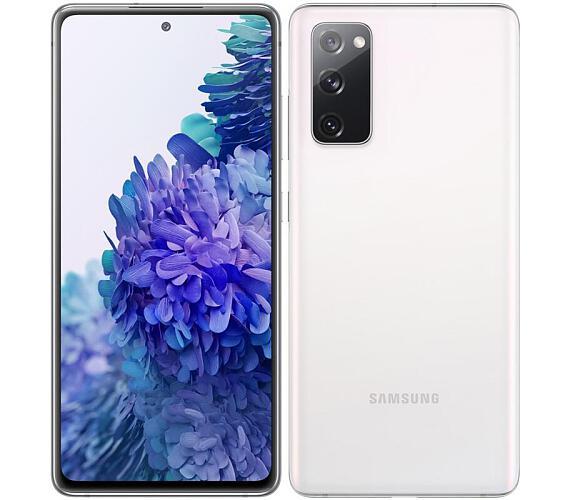 Samsung Galaxy S20 FE White (SM-G780FZWDEUE) + DOPRAVA ZDARMA