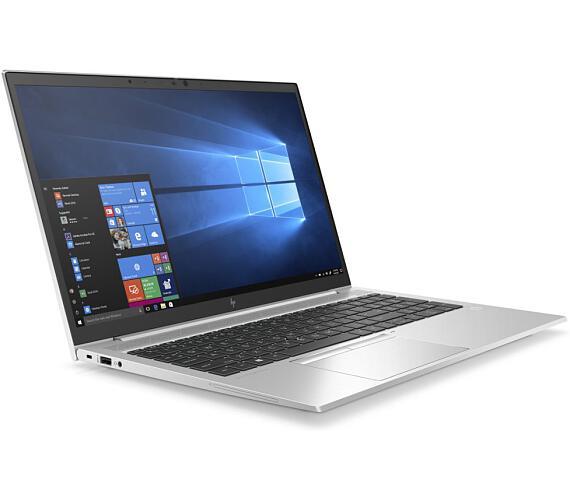 "HP EliteBook 855 G7/ AMD Ryzen 5 PRO 4650U/ 8GB DDR4/ 512GB SSD/ AMD Radeon Vega 6/ 15,6"" FHD IPS/ W10P/ Stříbrný (24Z97EA#BCM)"
