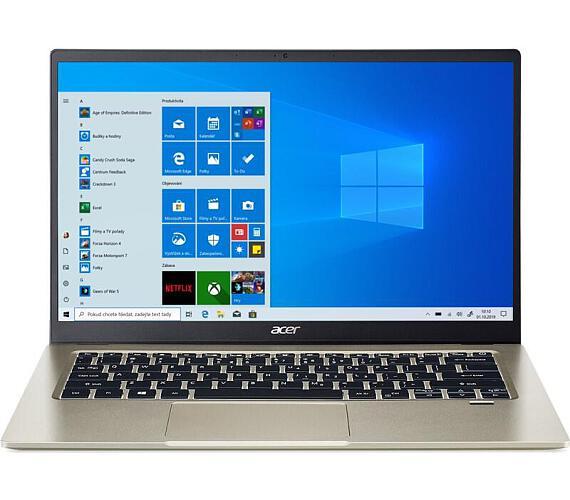 Acer Swift 1 (SF114-33-P0JZ) (NX.HYNEC.001)