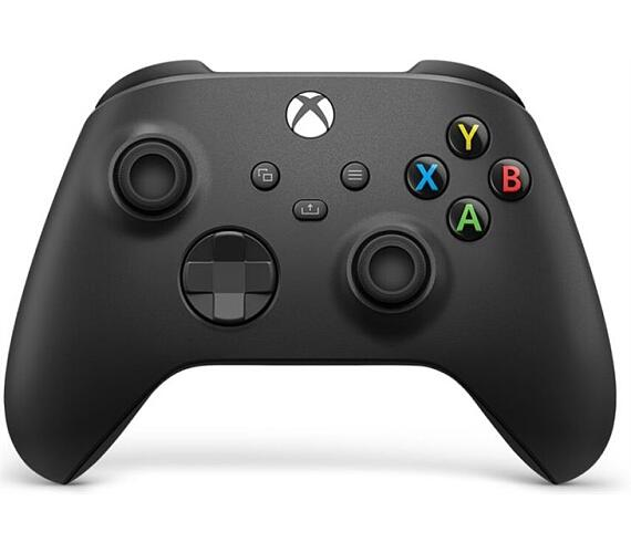 Xbox Wireless Controller Carbon Black + DOPRAVA ZDARMA