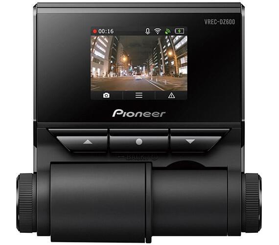 Pioneer VREC-DZ600 + DOPRAVA ZDARMA