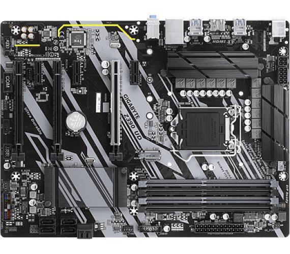 Gigabyte MB Sc LGA1151 Z390 UD 1.0 M/B