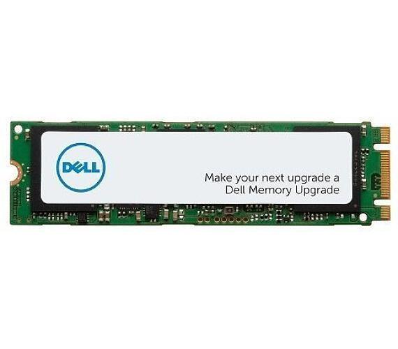 Dell disk 512GB SSD/ SATA/ M.2/ PCIE NVMe/ Class 40/ 2280/ pro PC a notebooky např. Latitude