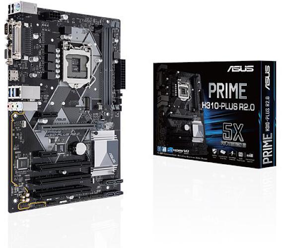 Asus PRIME H310-PLUS R2.0 (90MB0ZV0-M0EAY0)