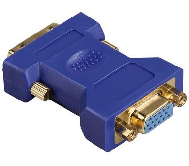 Hama DVI-I x D-Sub 15-pin (VGA)