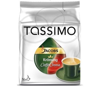 Jacobs Krönung Café Crema 112 g Tassimo