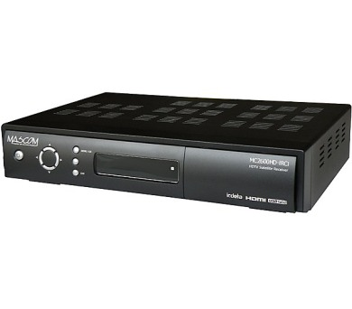 Mascom MC2600HD USB PVR + DOPRAVA ZDARMA