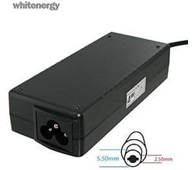 Whitenergy AC 19V/4.74A 90W konektor 5.5x2.5mm
