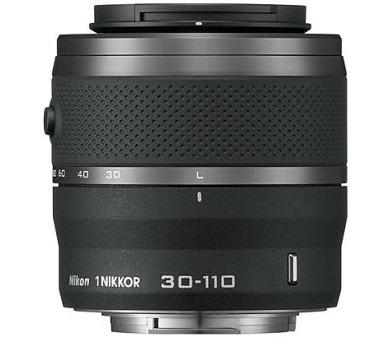 Nikon 30-110MM F3.8-5.6 VR 1 NIKKOR černý + DOPRAVA ZDARMA