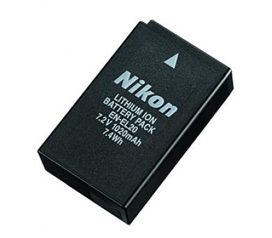 Nikon EN-EL20 pro Nikon J1 + DOPRAVA ZDARMA