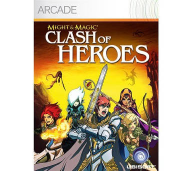 Ubisoft PC Might & Magic Clash of Heroes