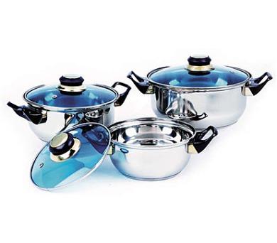 Sada nerezového nádobí CELESTE + DOPRAVA ZDARMA