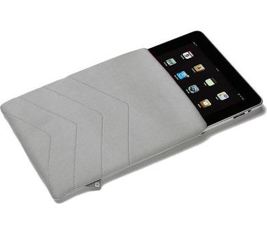 DICOTA PadSkin pro Apple iPad 2 - šedé