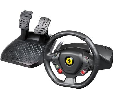 Thrustmaster Ferrari 458 Italia + pedály pro PC + DOPRAVA ZDARMA