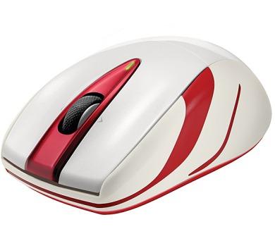 Logitech Wireless Mouse M525 / optická / 3 tlačítka / 1000dpi - bílá