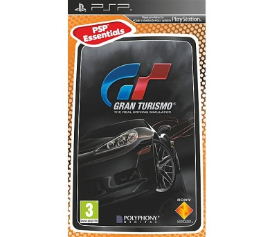 Sony PSP Gran Turismo (Essentials)