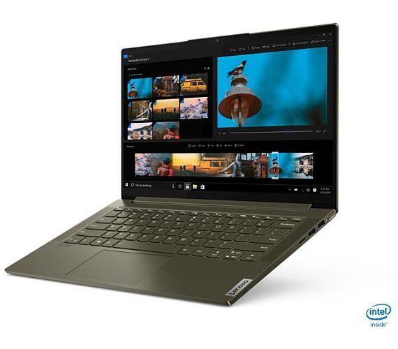"""Lenovo YOGA SLIM 7 i7-1065G7 3,90GHz/16GB/SSD 512GB/14"""" FHD/WVA/300nitů/GeForce MX350 2GB/On-Site/WI"""
