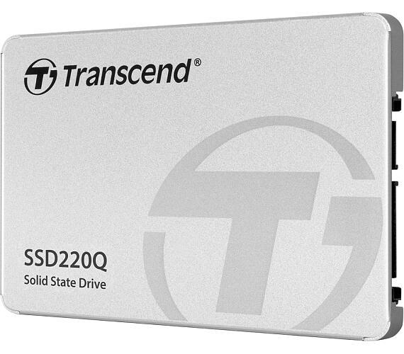 Transcend SSD220Q 2TB SSD disk 2.5'' SATA III 6Gb/s